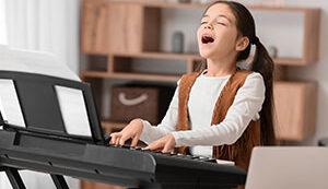 キッズピアノコース